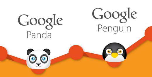 Google Panda Update vs. Google Penguin Updates
