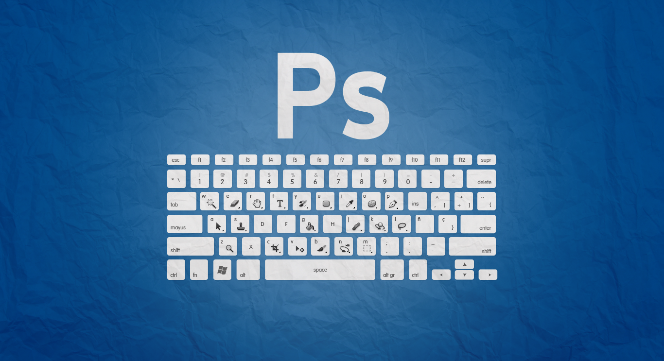 Schetsen in Photoshop