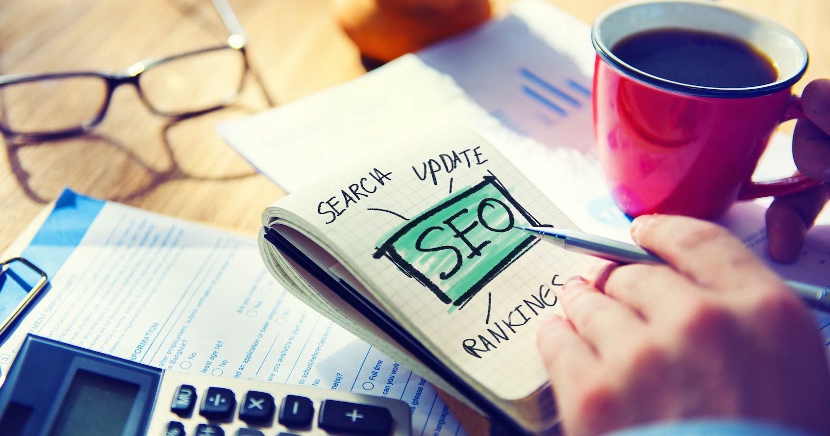 seo arnhem website optimalisatie