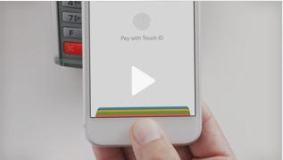 Ontdek hoe je in winkels betaalt met Touch ID